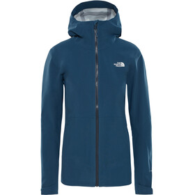 The North Face Apex Flex Dryvent Jacket Women blue wing teal